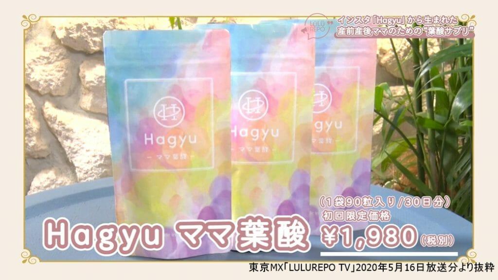 【ルルレポ公式】Hagyuママ葉酸の効果を医師・芸能人・インフエンサーで深掘り!